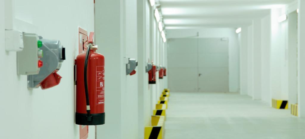Príklad riešenia požiarnej bezpečnosti stavby