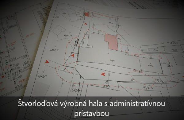 Projekt požiarnej ochrany výrobnej haly