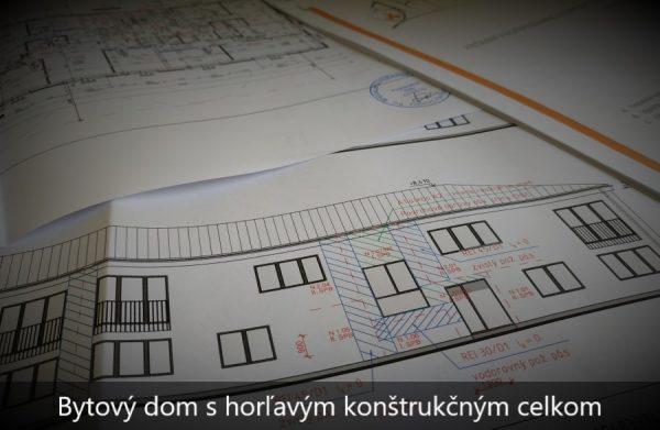Projekt požiarnej bezpečnosti bytového domu